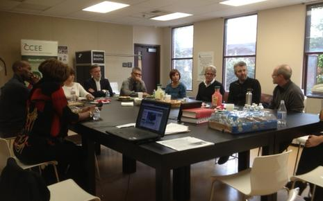 Hami Records Board Meeting 022014-1.JPG